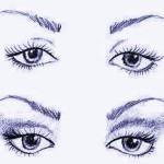 Типы глаз и макияж под них