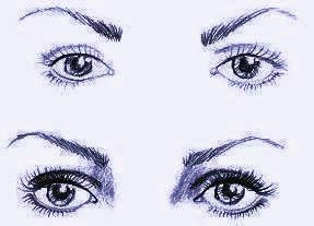 Широко посаженные глаза