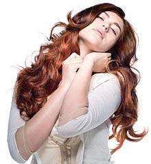Хна для красивых волос