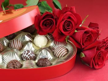 Парфюмерные конфеты
