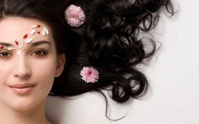 Оттенки натуральных волос