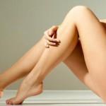 Как избавиться от синяков на ногах?