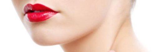 Как красить губы?