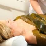 Обертывания водорослями для кожи