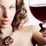 Маски для волос из вина