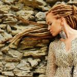 Женские дреды: плетение и уход