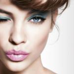 Сочетание цветов в макияже
