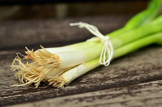 зеленый лук против выпадения волос