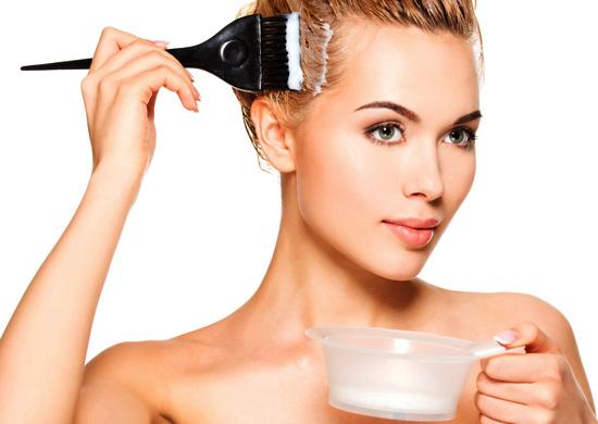 Курс укрепляющих масок для волос