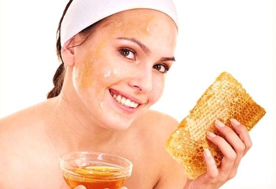 распаривающая маска с медом