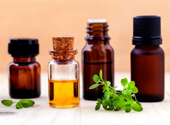 Эффективно разглаживают волосы эфирные масла